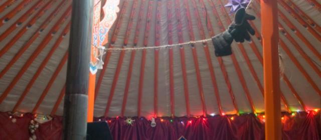 Die Chaisoseipoetie lädt ein zu Konzerten in der mongolischen Jurte